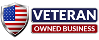 Veteran Owned Business Logo